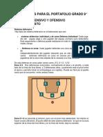 Documentos Para El Portafolio Grado 9