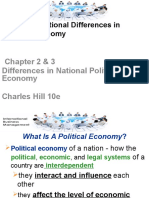 MGMT389 Summer2015 Lectures Lecture 2 National Differences in Political Economy