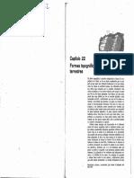 Geografía Física Cap. XXII, XXIII