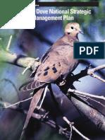 mourning dove national strategic harvest management plansm