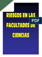 (Microsoft PowerPoint - Riesgos en Las Facultades de Ciencias Consuelo G_363mez
