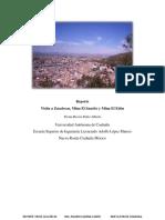 Reporte Visita Zacatecas