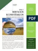 Tema3. Servicios Ecosistémicos
