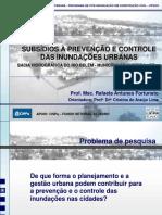 USO E OCUPAÇÃO DO SOLO NO MUNICÍPIO DE CURITIBA E A OCORRÊNCIA DE INUNDAÇÕES