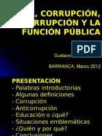 Barranca Etica