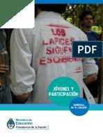 Cuadernillo Jovenes y Participación