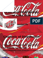 Distribution Channel at Coca-Cola