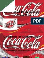 Distribution Channel at Coca-Cola