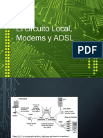 El Circuito Local, M El circuito Local, Modems y ADSL.pdfodems y ADSL
