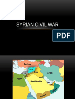syrian civil war part one