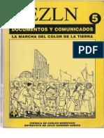 EZLN - Documentos y Comunicados V