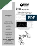 Funcion Pulmonar II