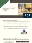 data analysis presentation