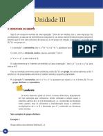 Álgebra Unidade III
