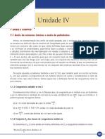 Álgebra Unidade IV
