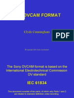 DVCAMformat
