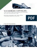 Guerras Civiles Una Clave Para Entender Europa