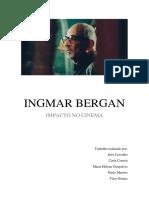 sobre Ingmar Bergman