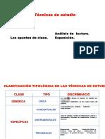 04. Metodos de Estudio Apuntes de Clase 2014-1