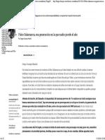Fabio Salamanca, Esa Generación en La Que Nadie Pierde El Año - Silencio Escandaloso _ Blogs El Tiempo