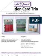 Graduation Card Trio by Jing-Jing Nickel