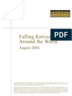 Falling Knives Around the World Paper - Brandes Institute