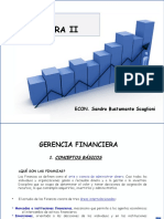 GERENCIA FINANCIERA