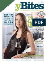 City Bites Wine Cover