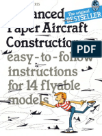 Advanced Paper Aircraft Construction