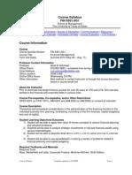 UT Dallas Syllabus for fin6301.0g1.10u taught by Amal El-Ashmawi (ahe013000)