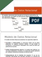 6. Modelo Relacional 1