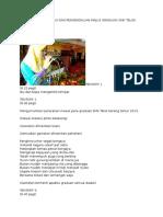 Teks Pengacara Majlis Dan Pengendalian Majlis Graduasi Smk Telok Kerang Tahun 2013