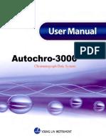 Autochro-3000 Manual Eng