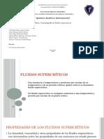 Cromatografia de Fluidos Supercriticos - Q.a. Inst.