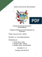 Informe AnÃlisis Factorial