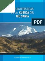 Caracterísitcas de La Cuenca Del Río Santa