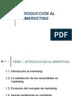 Intro del marketing