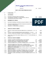 Presupuesto_excel Instalaciones Electricas Partidas