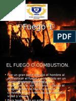PRESENTACION FUEGO