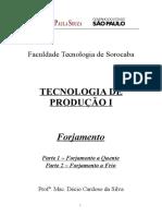 04 - Forjamento - Tp1 Profº Décio - 2º Sem 2009