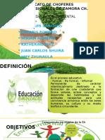 Sindicato de Choferes Profesionales de Zamora Ch.