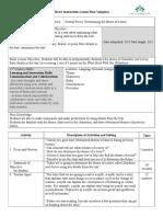 read 3226 imb direct lesson plan