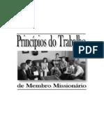 Lições para Membros Missionários