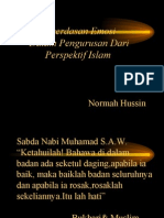 EQ DALAM PENGURUSAN ISLAM