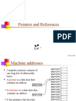 Pointers and References
