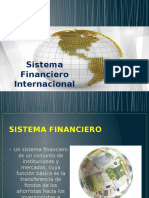 Sistema Financiero Internacional 1