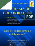 colabora diagrama de colaboracion