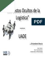 Costos Ocultos de Logistica