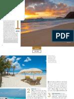 Top 10 Summer Beaches by ISLANDS magazine