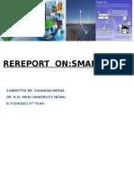 SMART GRID Seminar Report